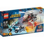 Speed Force vriesachtervolging Lego