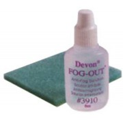 Devon Fog Out AntiFog Solution Qty 1