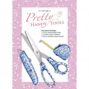 Floral Craft Kit Blue