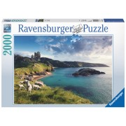 PUZZLE GOLFULET FANTASTIC, 2000 PIESE - RAVENSBURGER (RVSPA16626)