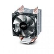 Охлаждане за процесор DeepCool GAMMAXX C40, съвместимост със сокети LGA 2066/2011-v3/2011/1151/1150/1155/1156/1366 & AMD AM4/AM3(+)/AM2(+)/FM2(+)/FM1.