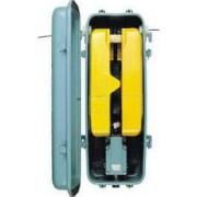 Oprire de urgență cu cablu fără întinzător - fără semnalizare luminoasă - Comutatori declansare urgenta, semnalizare avarie - Preventa xy2 - XY2CB304 - Schneider Electric