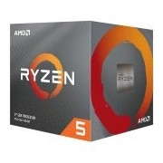 AMD CPU Desktop Ryzen 5 6C/12T 3600XT (4.5GHz Max Boost,36MB,95W,AM4) box with Wraith Spire cooler (100-100000281BOX)