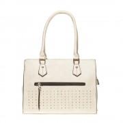 K812 bézs női táska