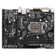 Asrock H81M-DGS R2.0 Intel® H81 LGA 1150 (Socket H3) Micro ATX
