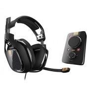 """ASTRO A40 TR + MixAmp Pro TR Auriculares con micrófono (Alámbrico, 3.5 mm (1/8""""), Consola de Juegos, Circumaural, 20-24000 Hz, Biauricular)"""