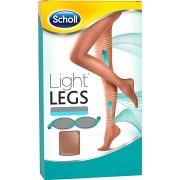 SCHOLL Light Legs 20DEN kompressziós harisnya, XL