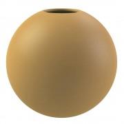 Cooee Ball Vas Ochre 20 cm
