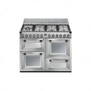 Cocina 110x60 cmGas Clase A Color Inox 7 Fuegos TR4110X SMEG