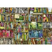 Puzzle Ravensburger - Colin Thompson: Libraria Bizara, 1.000 piese (19137)