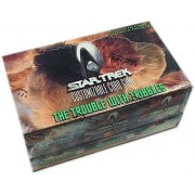 Star Trek Card Game The Trouble With Tribbles Starter Deck Box 12 Decks Of 60 Cards