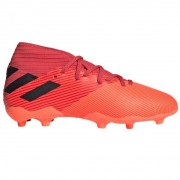 adidas Nemeziz 19.3 FG Kids Signal Coral - Oranje - Size: 32