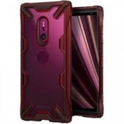 Husa Sony Xperia XZ3-Ringke Fusion X Ruby Red