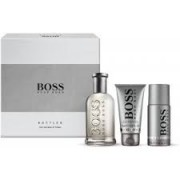 Hugo Boss Bottled 50ml Apă De Toaletă + 150ml Deodorant Spray + 50ml Gel de duș Set