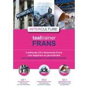 Interculture Interculture Taaltrainer Frans - 3 Audio CDs