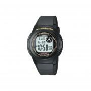 Reloj Deportivo F-200W-9A Casio -Negro