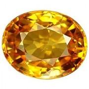 Jaipur Gemstone 10.44 ratti yellow sapphire(pukhraj)