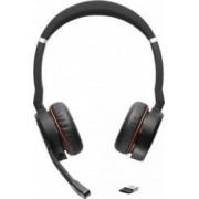 Casti Jabra Evolve Bluetooth 75 UC Negru