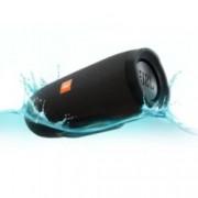 Тонколона JBL Charge 3, 2.0, 20W RMS, безжична, 3.5mm jack/Bluetooth, черен, микрофон, IPX7, до 20 часа работа