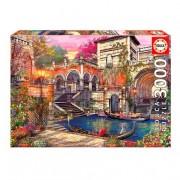 BORRAS Educa Borrás - Romance en Venecia - Puzzle 3000 Piezas