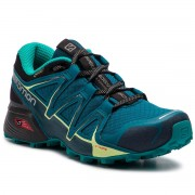 Pantofi SALOMON - Speedcross Vario 2 Gtx W GORE-TEX 404675 20 V0 Deep Lagoon/Black/Tropical Green