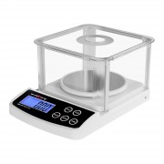 Digital Precision Scale - 500g - 0,01 g - Basic - Protection Screen