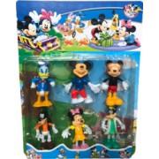 Figurine Mickey Mouse Club House set 6 bucati