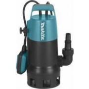 Pompa submersibila apa murdara MAKITA PF1010, 1100 W, 14400 l/h, 10 m