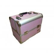 Geanta make up Light Pink