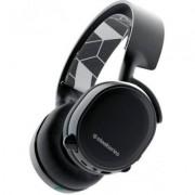 Безжични геймърски слушалки steelseries, arctis 3 bluetooth микрофон, черно, steel-head-61485
