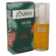 Jovan Tropical Musk Cologne Spray 3 oz / 88.72 mL Men's Fragrances 540075
