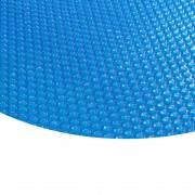 Zelsius - Solarfolie für Swimming Pool Ø 5 m, 120 µ, blau