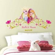 Disney Frozen Muurstickers A.B.C (RoomMates)