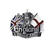 Hebilla England a breed apart