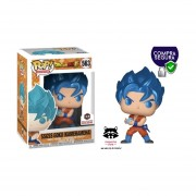 Goku Kamehameha Funko pop exclusivo Dragon Ball Super