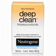Sabonete Neutrogena Deep Clean Limp Profunda 80g