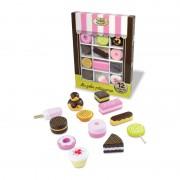 Детска играчка сладки Vilac Pastry set