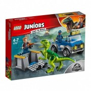 Lego 10757 Lego Juniors Raptor Reddingsauto