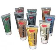 Culori acril Daco 200ml - 24 culori disponibile