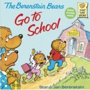 Berenstain Bears Go to School, Paperback