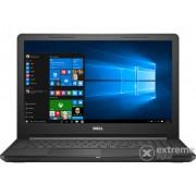 Laptop Dell Vostro 3568 N065VN3568EMEA01_1805_HOM, negru + Windows10, layout tastaura HU