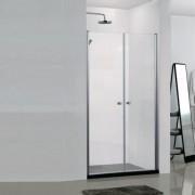 Usa de dus dubla din sticla pentru nisa Sanotechnik Elegance N1090
