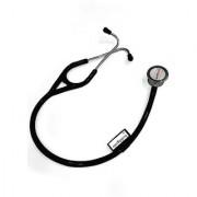 Healthgenie Cardiology SS Stethoscope HG-402B(Black)