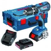 Bosch trapano gsb 18-2 li plus box 06019e7100
