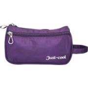 Blue Zone Multi purpose Kit,Shaving kit,Travelling Kit (Canvas) Travel Shaving Bag Travel Shaving Kit & Bag(Purple)