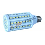 Lampada a Led 86xSMD5050 Bianco Puro Freddo 6500K E27 Alta Luminosità 16 Watt