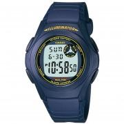 Reloj Deportivo F-200W-2B Casio -Negro
