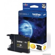 BROTHER Yellow Ink Cartridge for MFC-J6910DW (LC1280XLY)