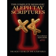 The Complete Messianic Aleph Tav Scriptures Paleo-Hebrew Large Print Red Letter Edition Study Bible (Updated 2nd Edition), Hardcover/William H. Sanford