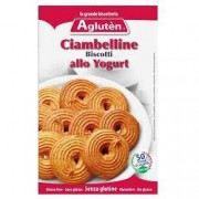 NOVE ALPI Srl Agluten Ciambelline Yogurt200g (904068576)